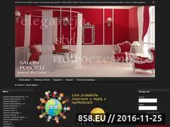 Miniaturka domeny salonposcieli.pl