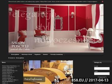 Zrzut strony Pościel, kołdry - salonpościeli.pl