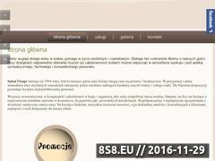 Miniaturka domeny salonvisage.com.pl