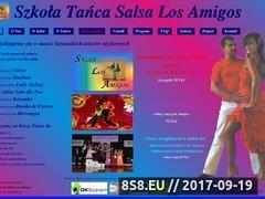 Miniaturka domeny www.salsa.katowice.pl