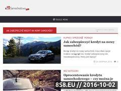 Miniaturka domeny samochodowo.com.pl
