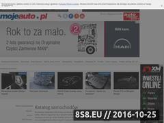 Miniaturka domeny www.samochody.mojeauto.pl