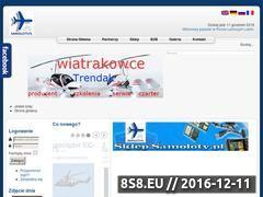 Miniaturka domeny samoloty.pl