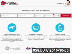 Miniaturka domeny samoloty24.pl