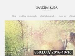 Miniaturka domeny www.sandra-kuba.pl