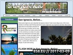 Thumbnail of San Ignacio Town, Belize, Central Amercia Website
