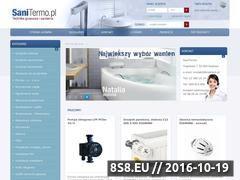 Miniaturka domeny www.sanitermo.pl