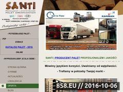 Miniaturka domeny santi-palety.pl