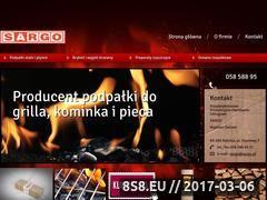 Miniaturka domeny sargo.pl