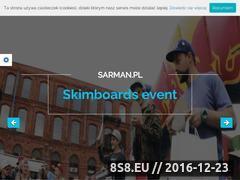 Miniaturka domeny sarman.com.pl