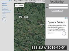Miniaturka domeny satelitarnamapapolski.pl