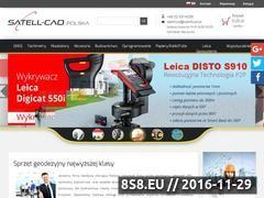 Miniaturka domeny www.satellcad.pl