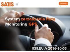 Miniaturka domeny satisgps.com.pl