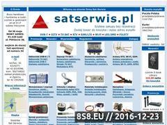 Miniaturka domeny www.satserwis.pl