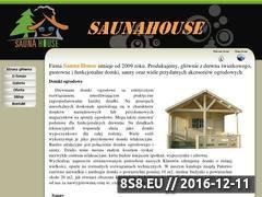 Miniaturka domeny saunahouse.pl