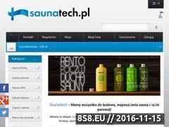 Miniaturka domeny saunatech.pl