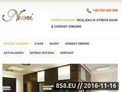 Miniaturka domeny saunyspa.com