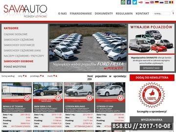 Zrzut strony Samochody osobowe i użytkowe