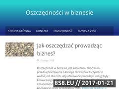 Miniaturka domeny www.saveup.pl