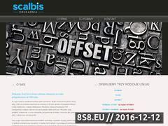 Miniaturka domeny scalbis.pl