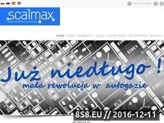 Miniaturka domeny scalmax.pl
