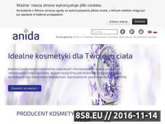 Miniaturka domeny www.scananida.com.pl