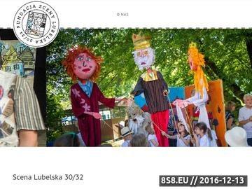 Zrzut strony Scena Lubelska 30/32 spektakle