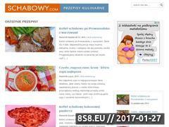 Miniaturka domeny www.schabowy.com