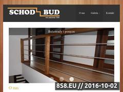 Miniaturka domeny schod-bud.com.pl