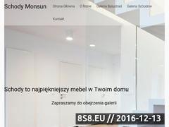 Miniaturka domeny schody-monsun.com.pl
