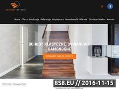 Miniaturka domeny www.schody-studio.pl