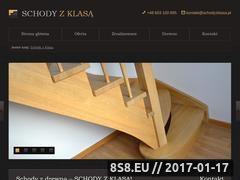 Miniaturka domeny www.schodyzklasa.pl