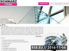 Miniaturka domeny schwarz-firma.eu