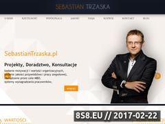 Miniaturka domeny sebastiantrzaska.pl