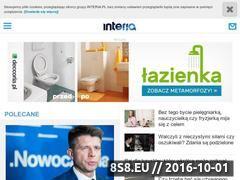 Miniaturka domeny www.seckowaty.blog.interia.pl
