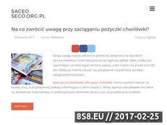 Miniaturka domeny seco.org.pl
