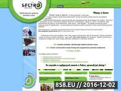 Miniaturka domeny sectro.pl