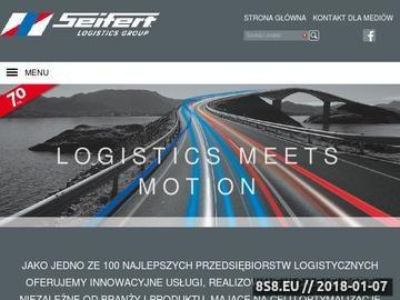 Zrzut strony Logistyka magazynowa