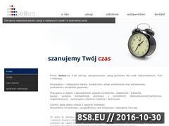 Miniaturka domeny www.seiton.pl