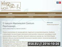 Miniaturka domeny seksuolog-warszawa.com.pl