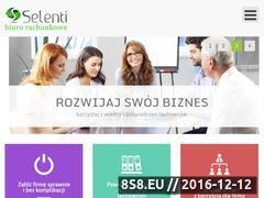 Miniaturka domeny www.selenti.pl