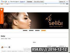 Miniaturka domeny www.seliar.pl
