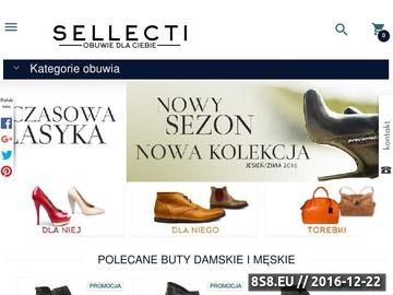 Zrzut strony Markowe buty damskie, buty męskie i torebki
