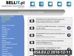 Miniaturka domeny sellit.pl