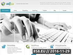 Miniaturka domeny www.selljus.pl