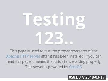 Zrzut strony Marketing internetowy, pozycjonowanie stron, reklama AdWords