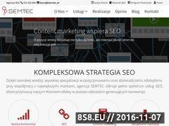 Miniaturka domeny semtec.pl