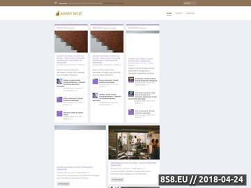 Zrzut strony Senator - Ekskluzywne Schody Drewniane, Balustrady, Schody Warszawa, schody balustrady