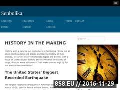 Miniaturka domeny www.senbolika.com