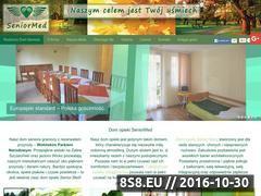 Miniaturka domeny seniormed.com.pl